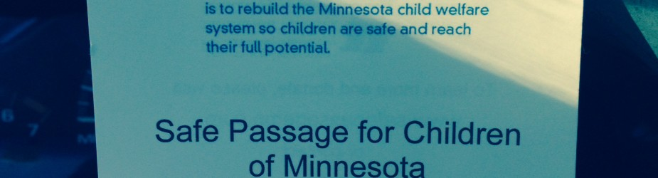 Safe Passage For Children Forum; Early Childhood Development & the Child Welfare System (11/23 6pm)